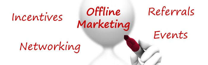 5 Reasons Why Offline Is Just As Important As Online Marketing