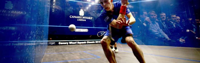 Should Squash Be In The Olympics?